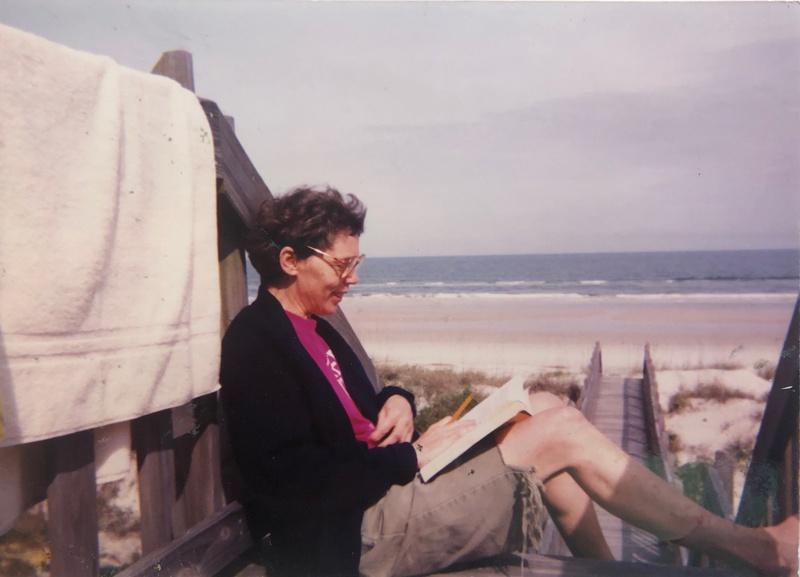 Kathie Sarachild in Florida