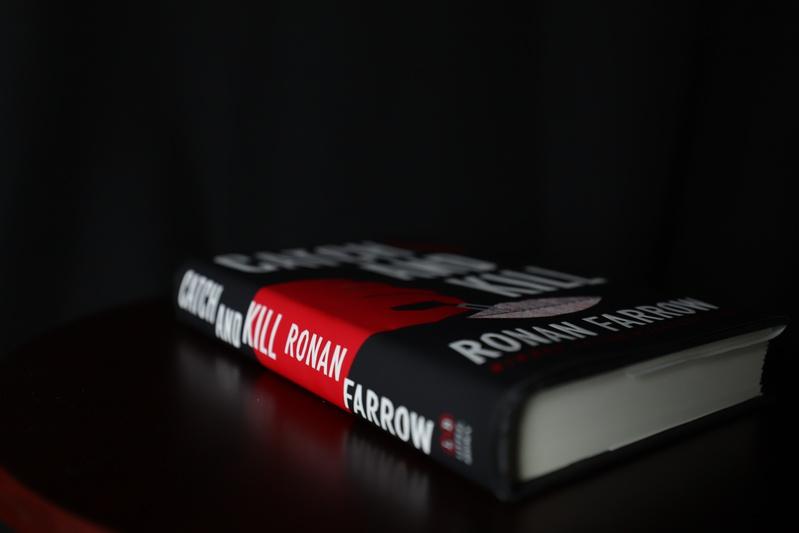 Ronan Farrow's New Book