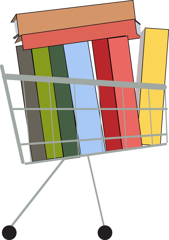 brehm-book-cart