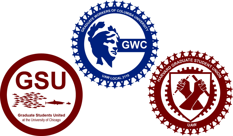 Graduate Student Union Logos