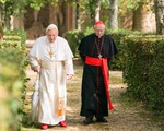 'The Two Popes' still