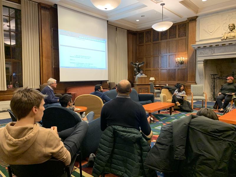 Grad Council Meeting