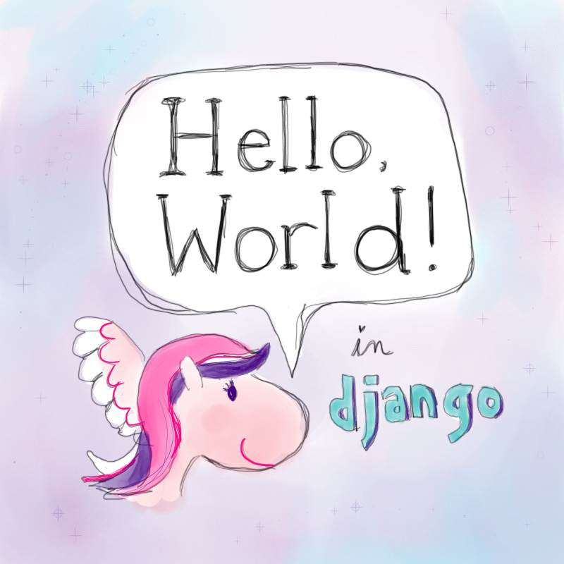 Hello World in Django thumbnail
