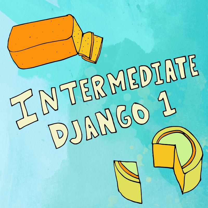 Intermediate Django 1 thumbnail