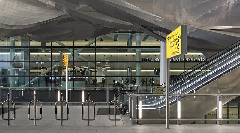 T5 Heathrow Single Col