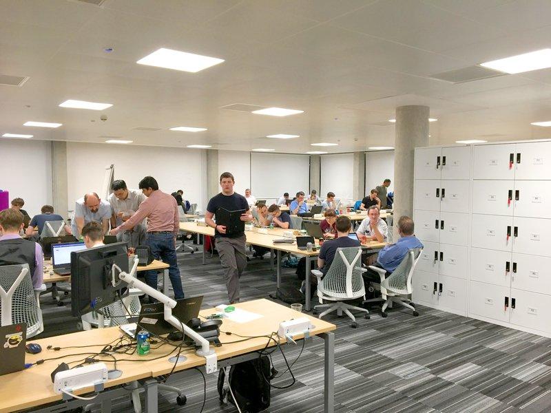 hackathon Thames Valley Science Park Innovation Catalyst