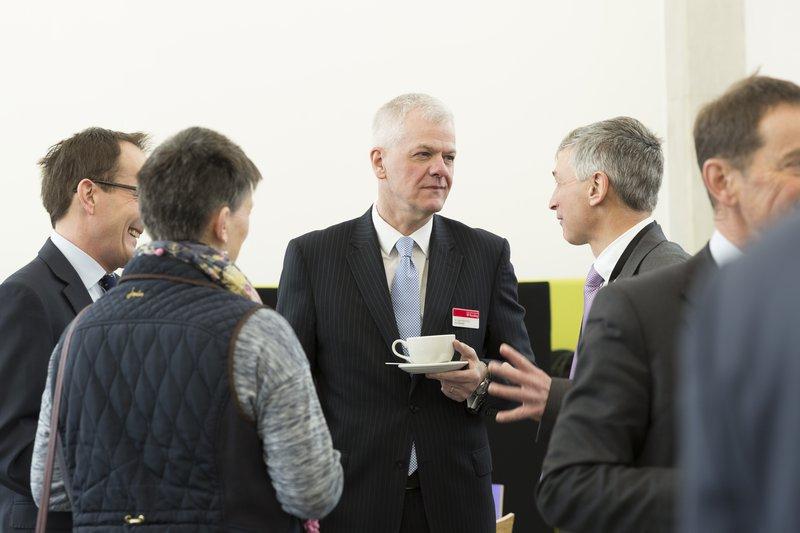 launch David Gilham, Sir David Bell