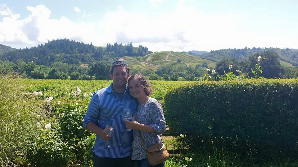 We love wine country!