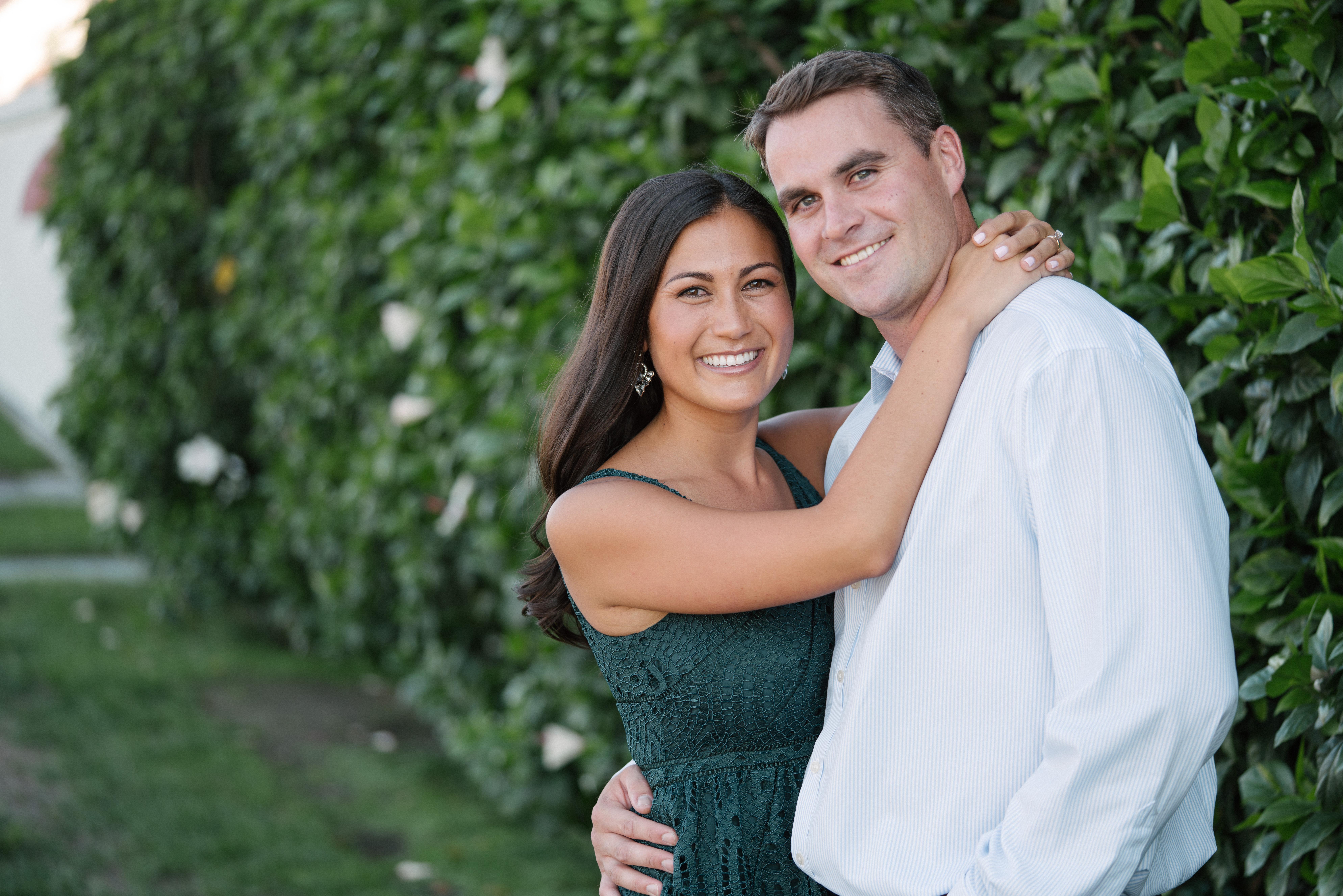 Olivia Teagan and Matthew David