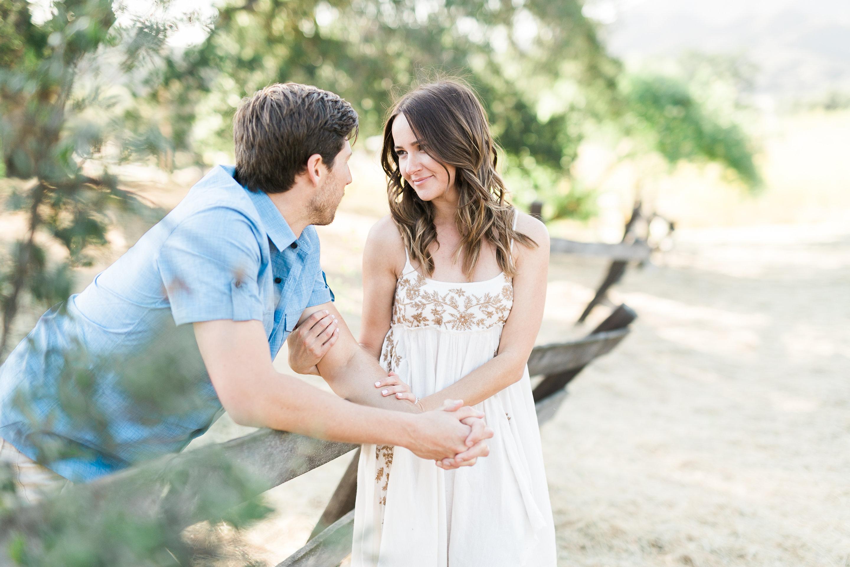 Melissa Morgan and Spencer Walton