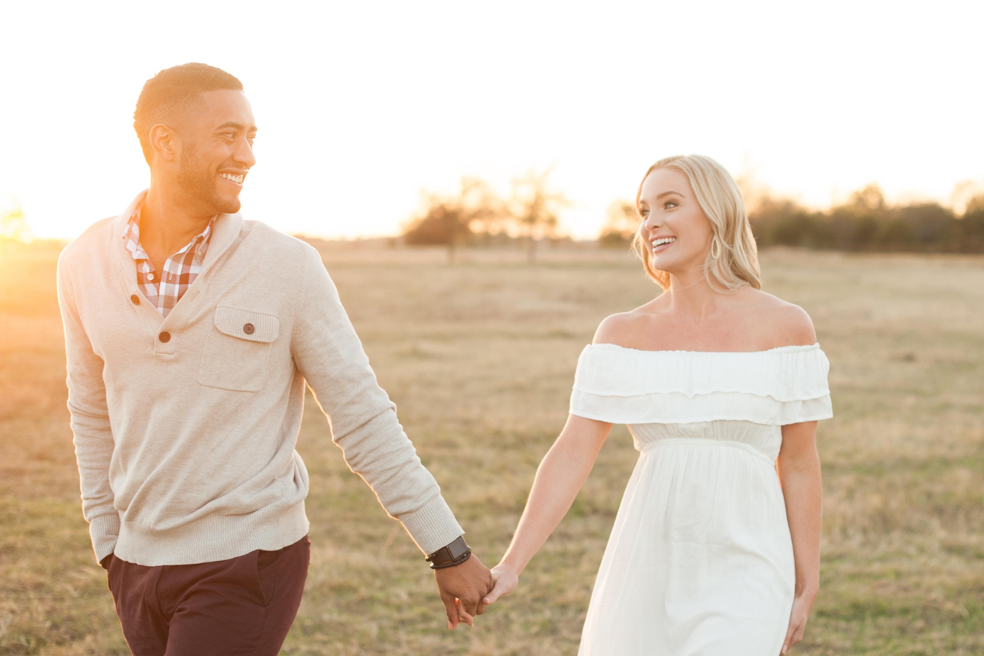 Larissa Middelton and Jonathan Hamilton