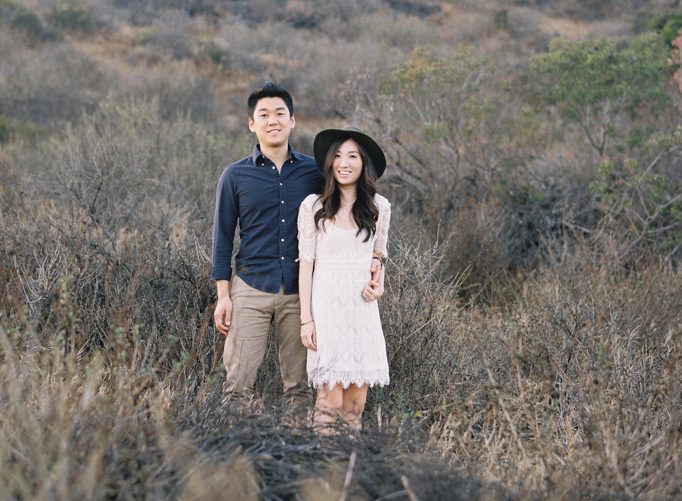 Jennifer Wong and Michael Thomas