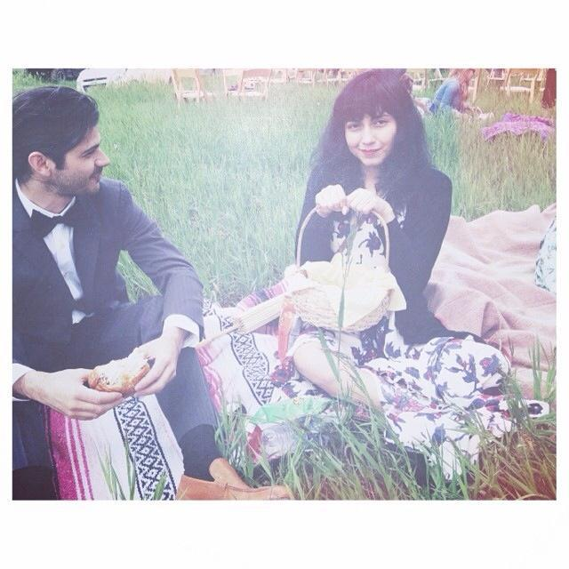 2013 Nice picnic day at Hilarys Wedding