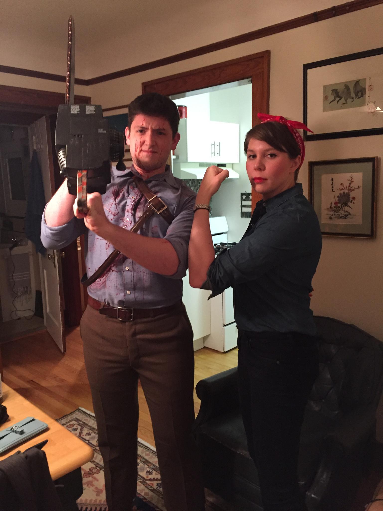 Taking Halloween seriously (2015)