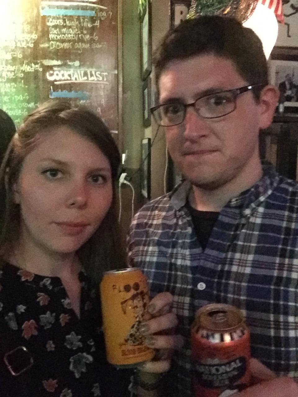 Our old neighborhood bar, The Pug, DC (2017)