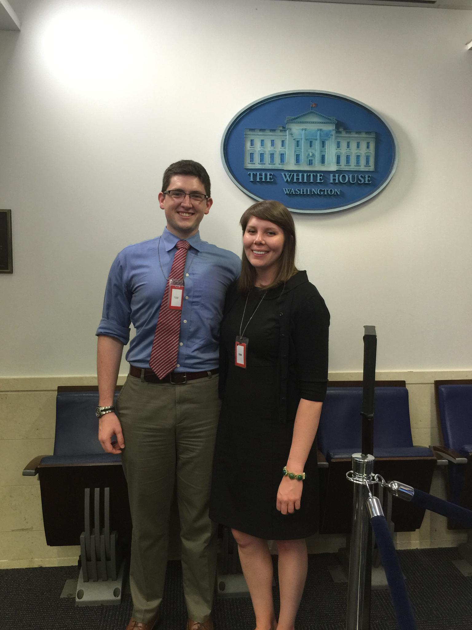 Touring the West Wing (2015)