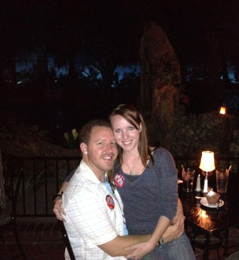 2012 Anniversary at the Blue Bayou