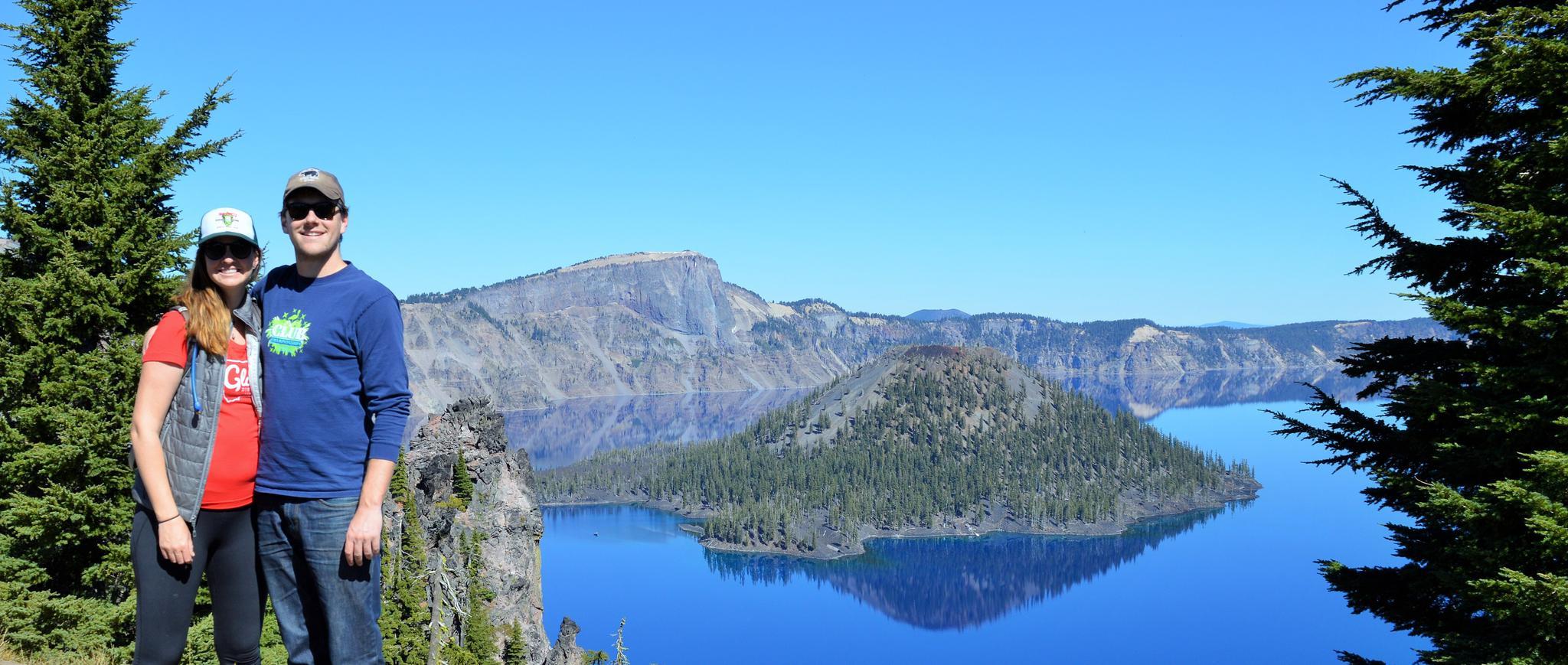 Crater Lake, Oregon 2016