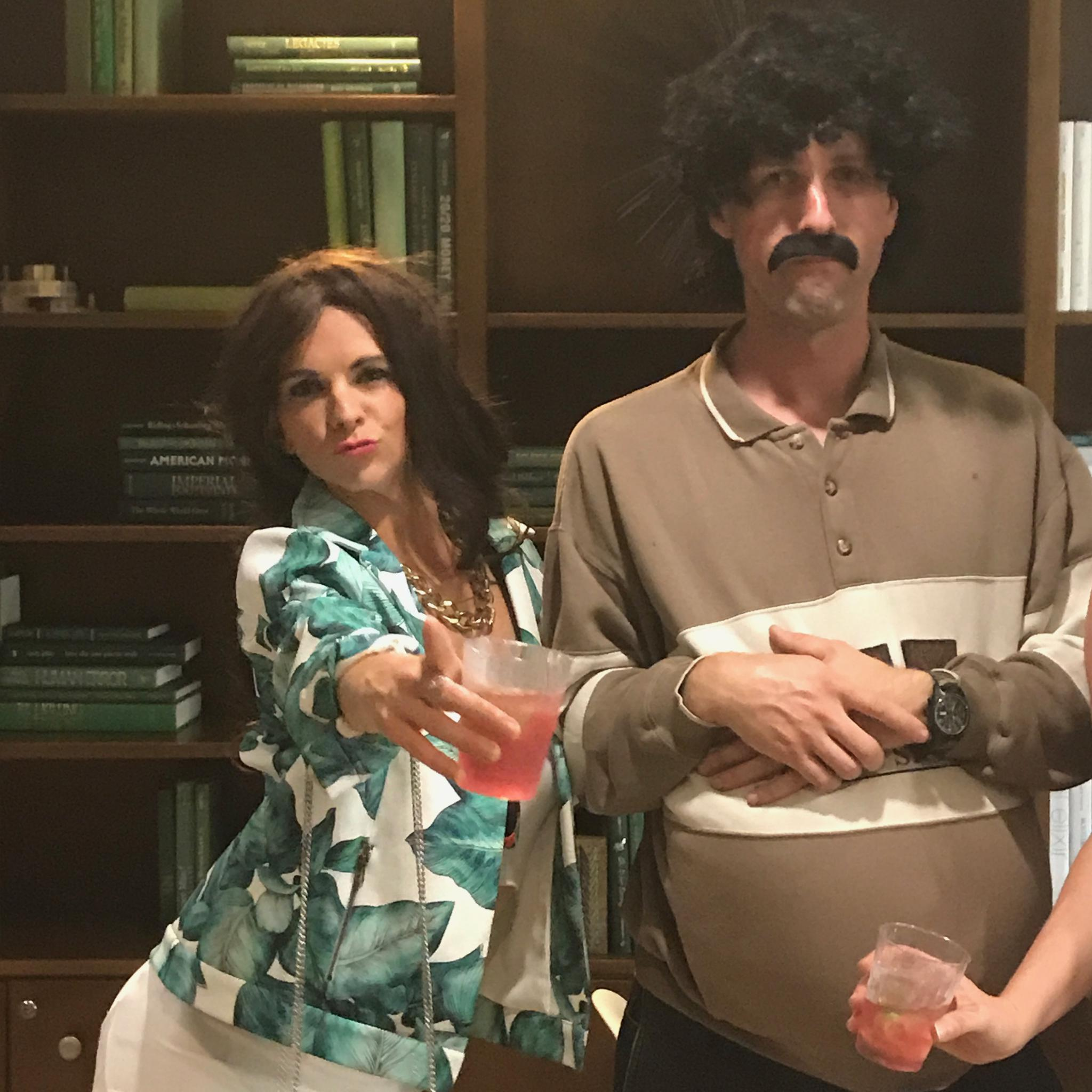 Halloween - Pablo Escobar & co.