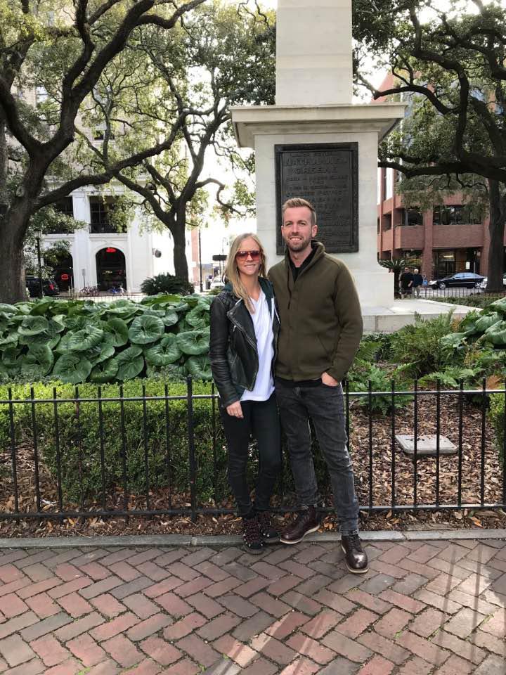 Savannah trip
