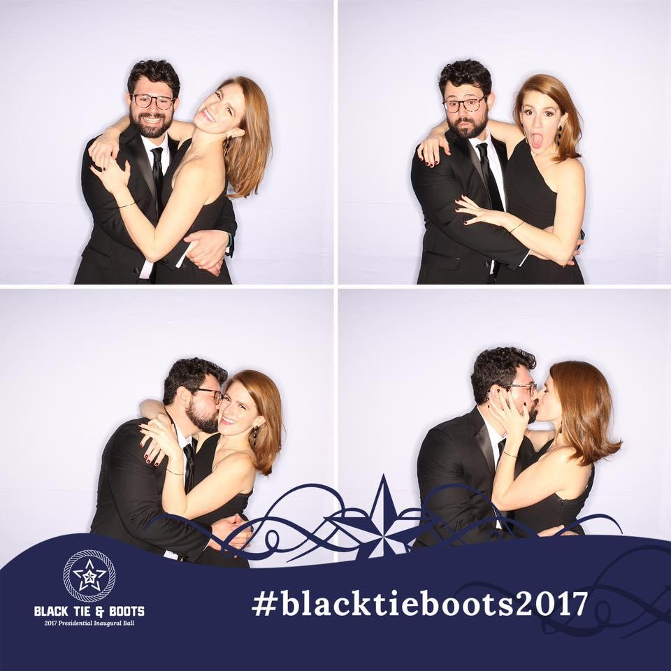 Black Tie and Boots, January 2017