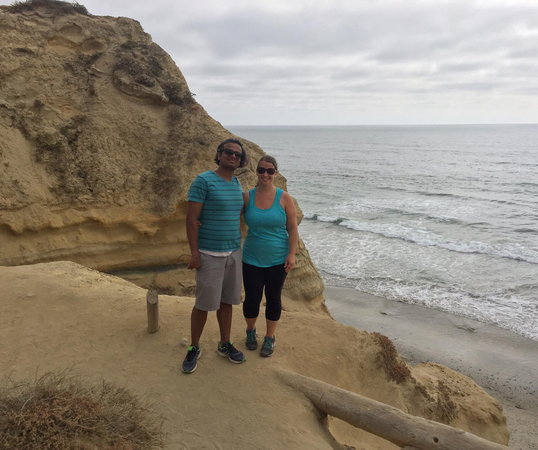Hiking in San Diego