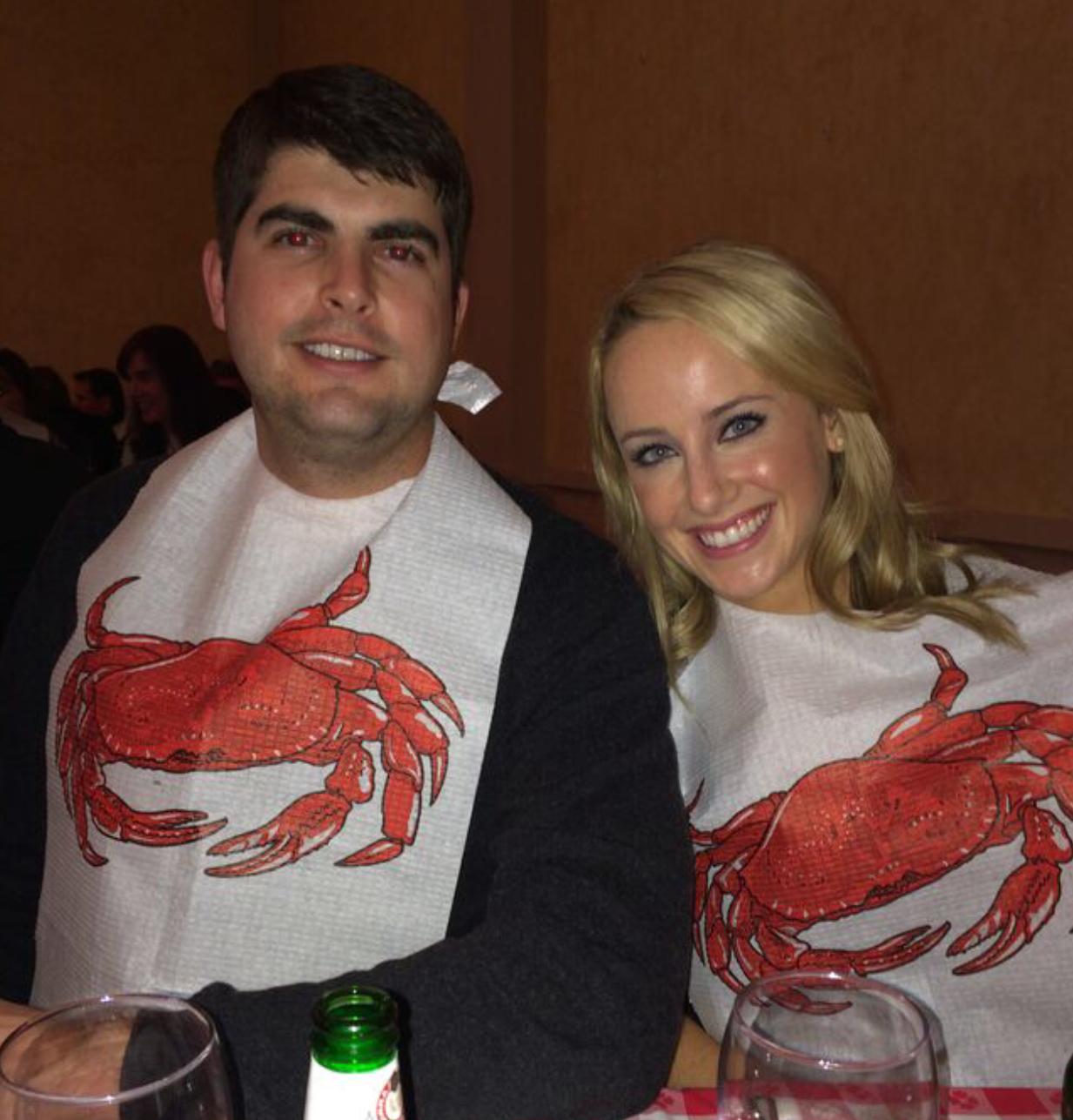 Crab feed @ The San Francisco Italian Athletic Club