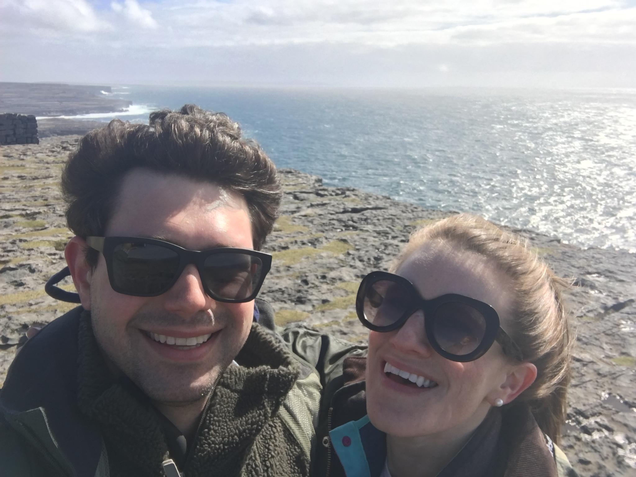 Aran Islands, Ireland, March 2018