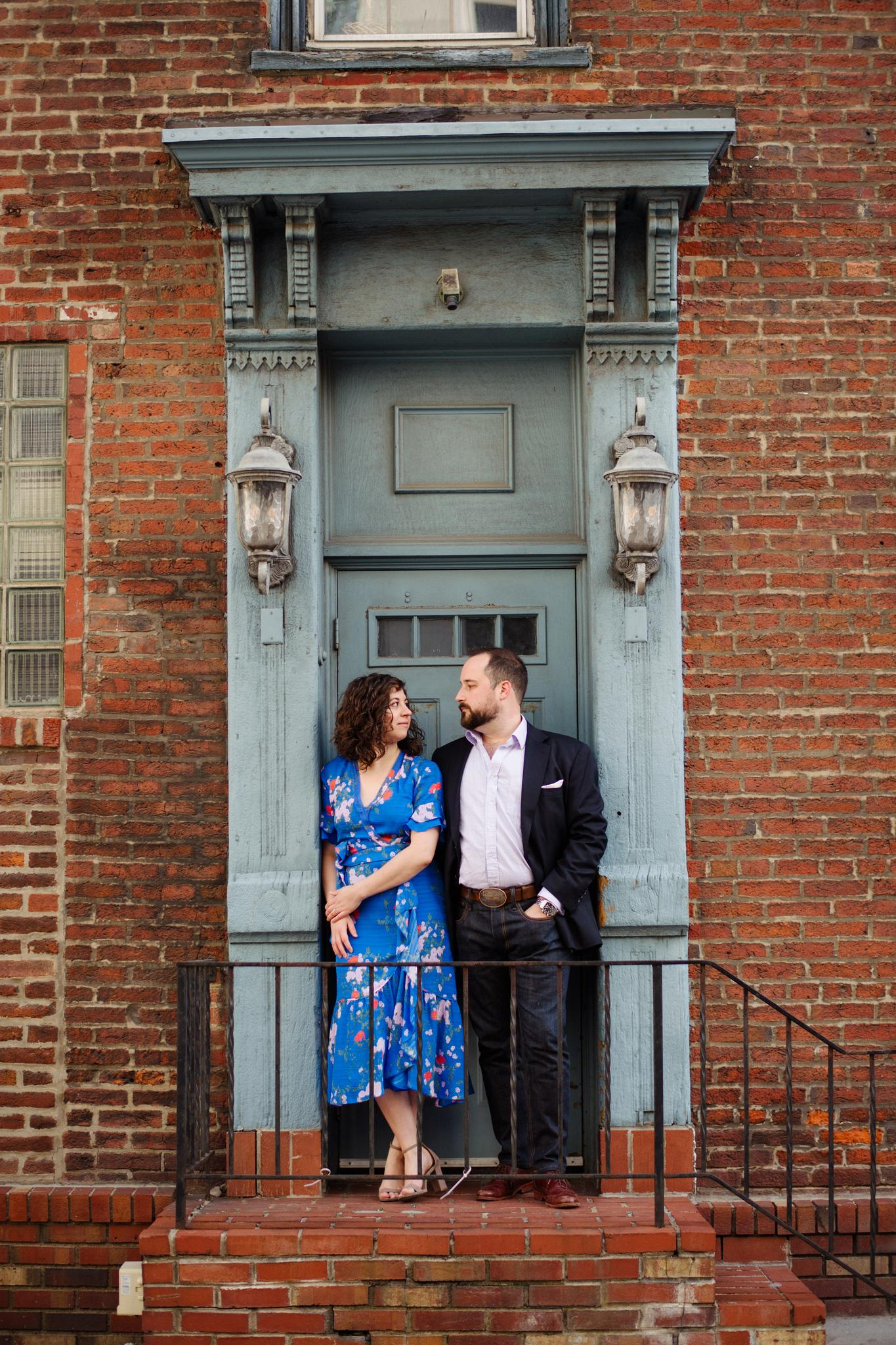 A few shots from our engagement photo shoot. Photo: http://michaelwillphotography.com.