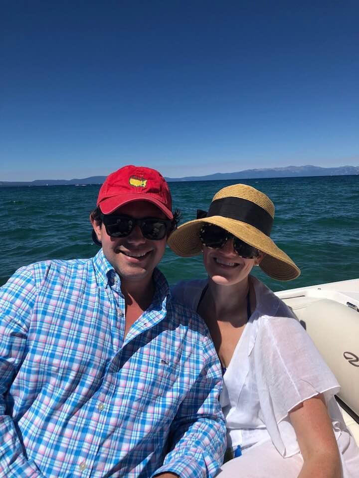 Lake Tahoe, August 2018