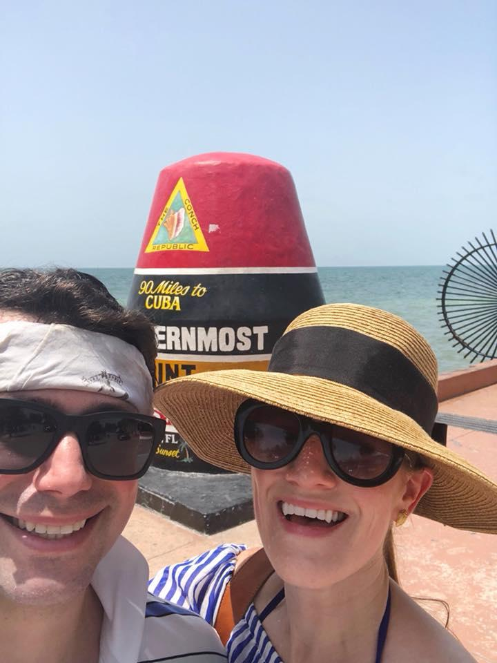 Southernmost Point of the US, June 2018