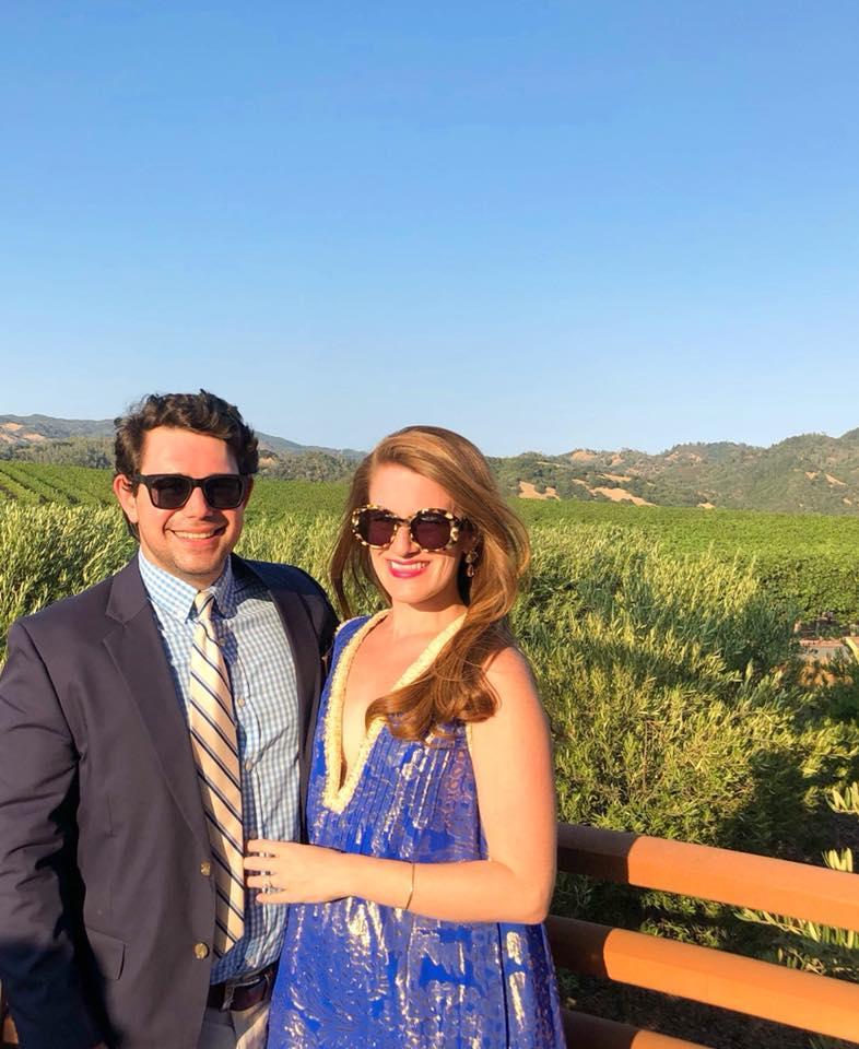Wedding in Healdsburg, CA, August 2018