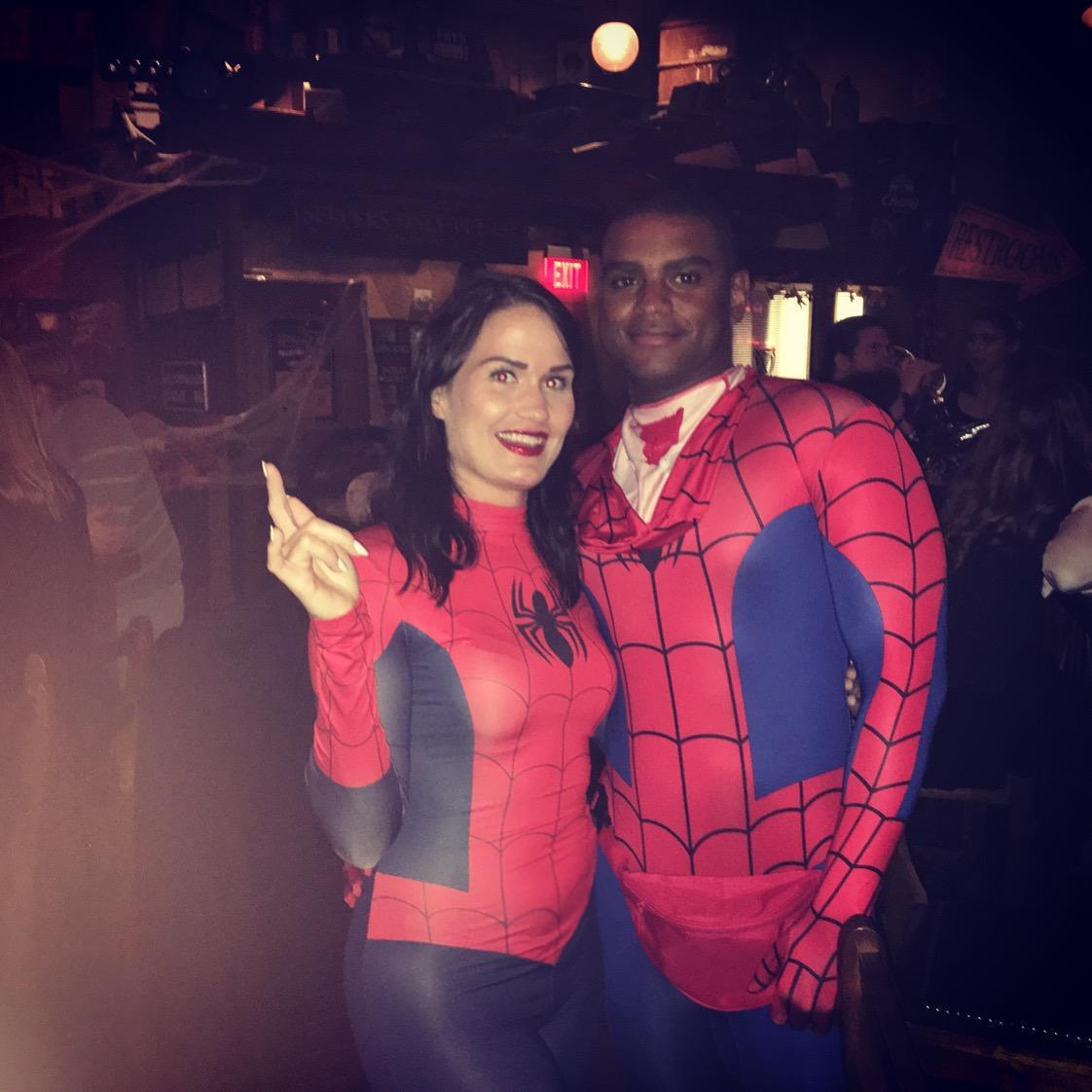 Spidermen Halloween