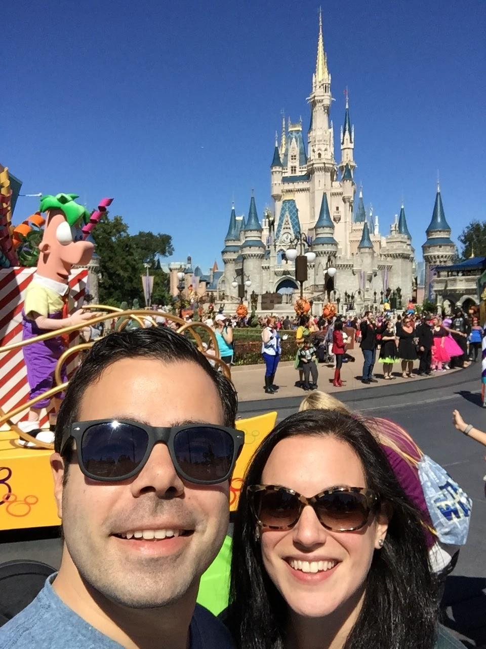 Disney World! (Orlando, FL) ... Thanks, McKinsey!