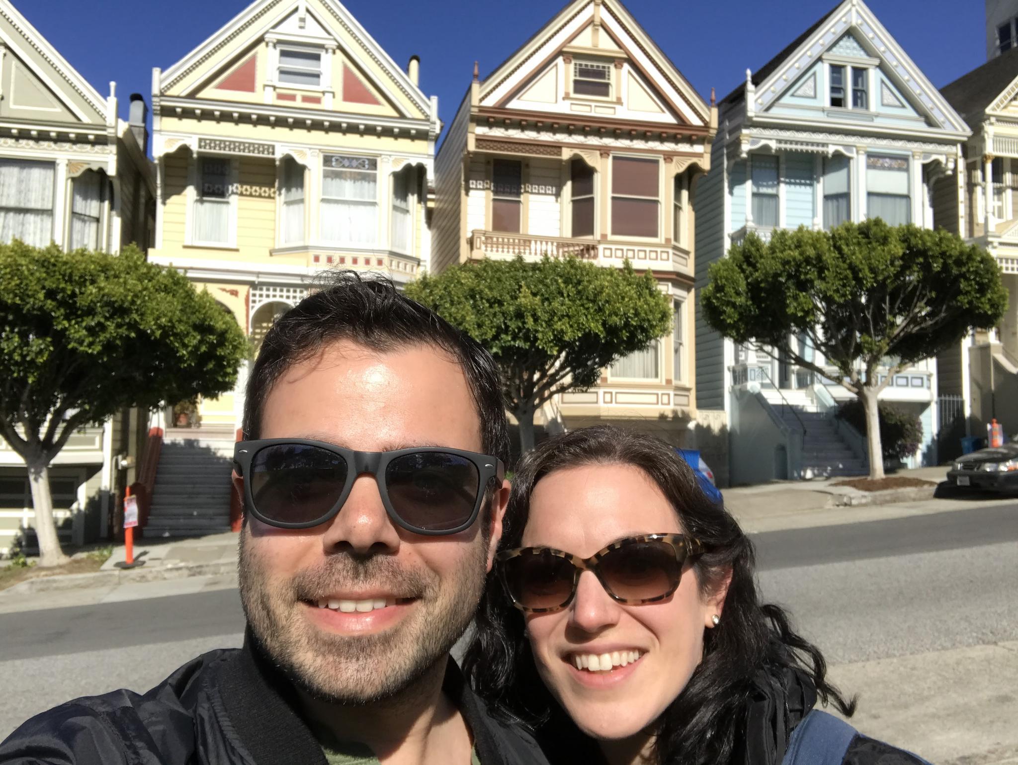 Everywhere you look... (San Francisco, CA)