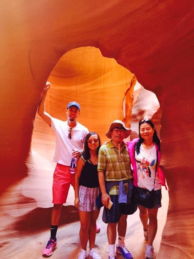 Antelope Canyon, September 2016