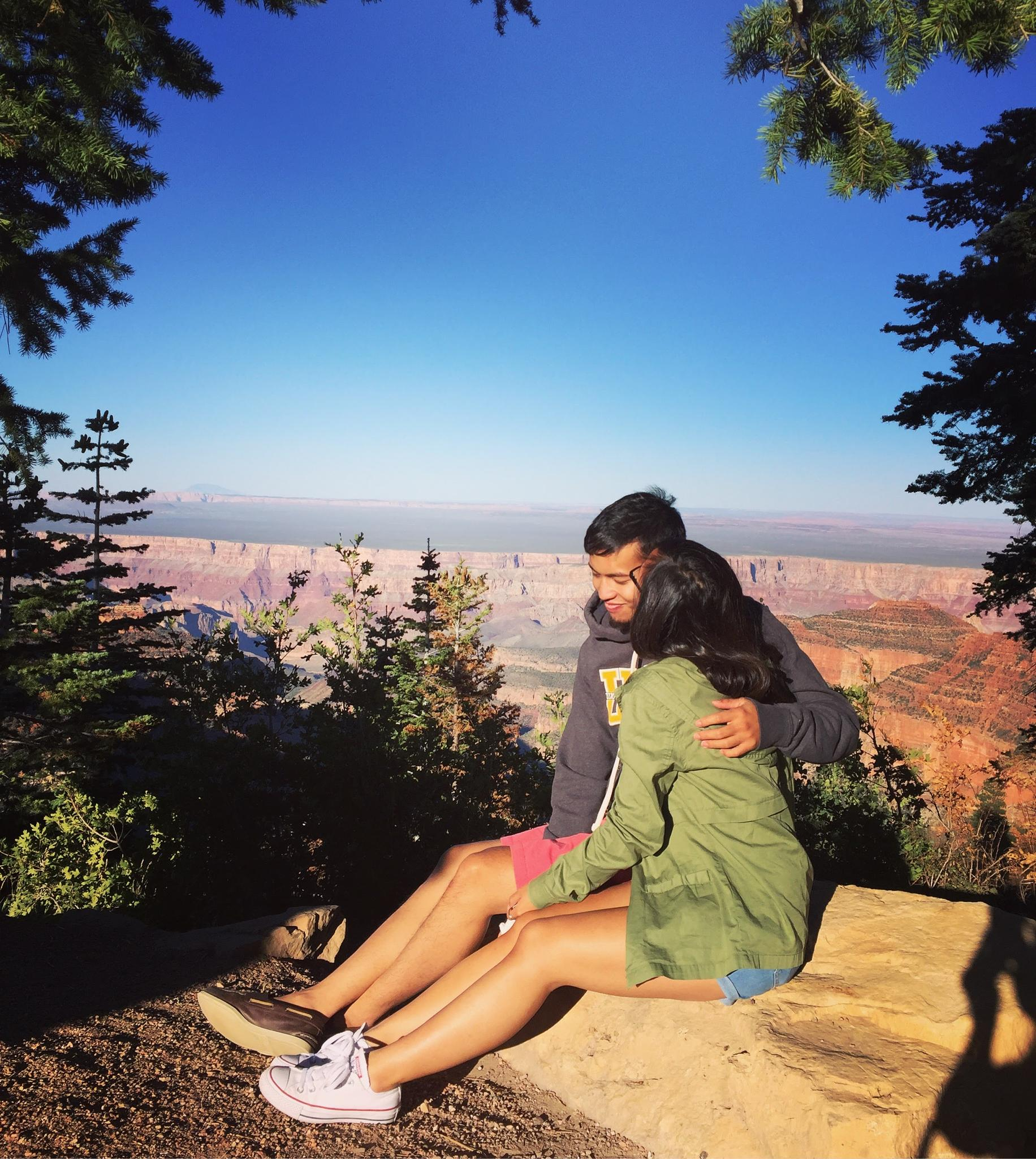 Grand Canyon, September 2016