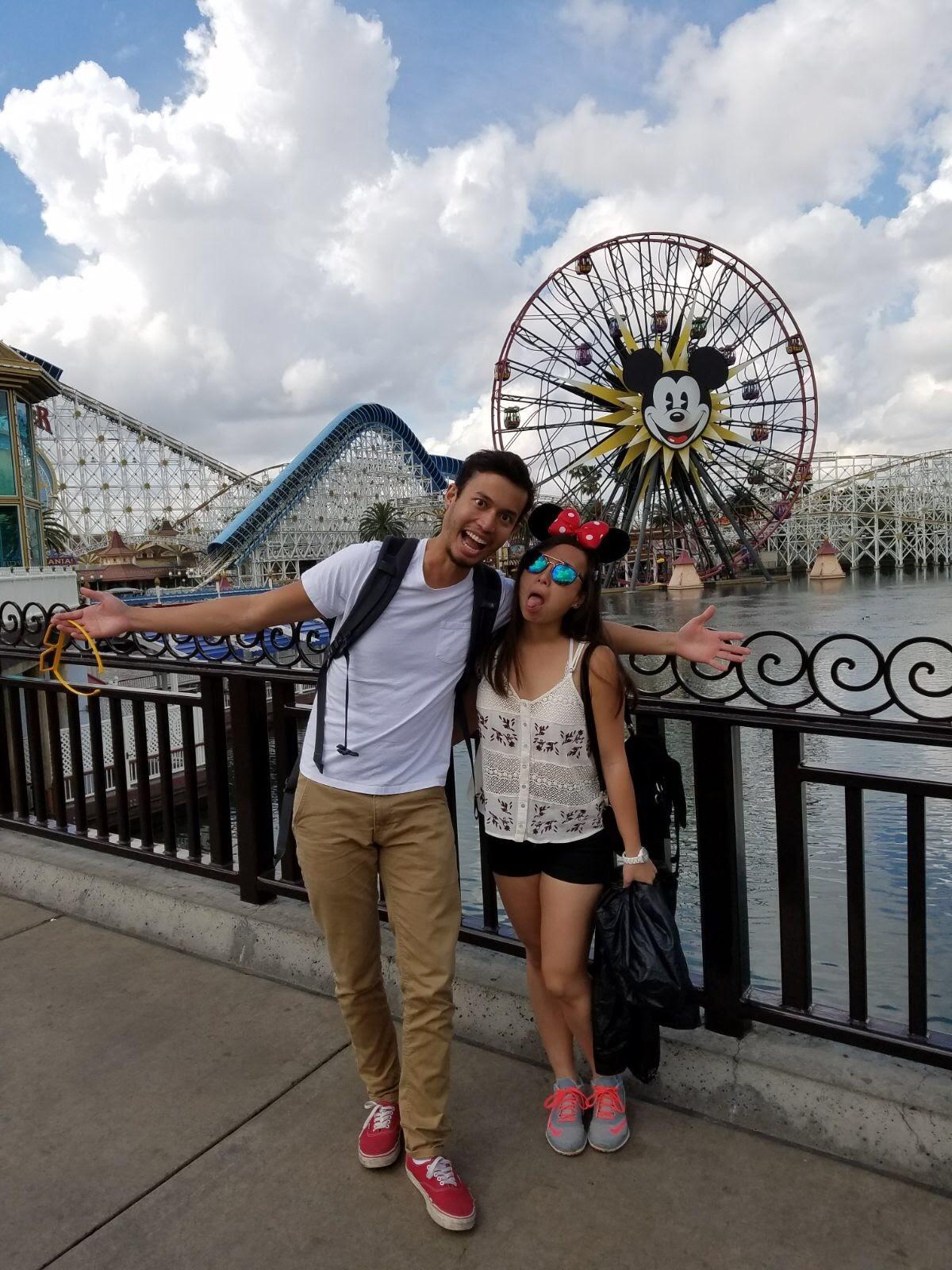Disneyland! March, 2017