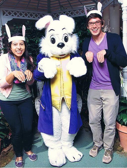 2013, Easter
