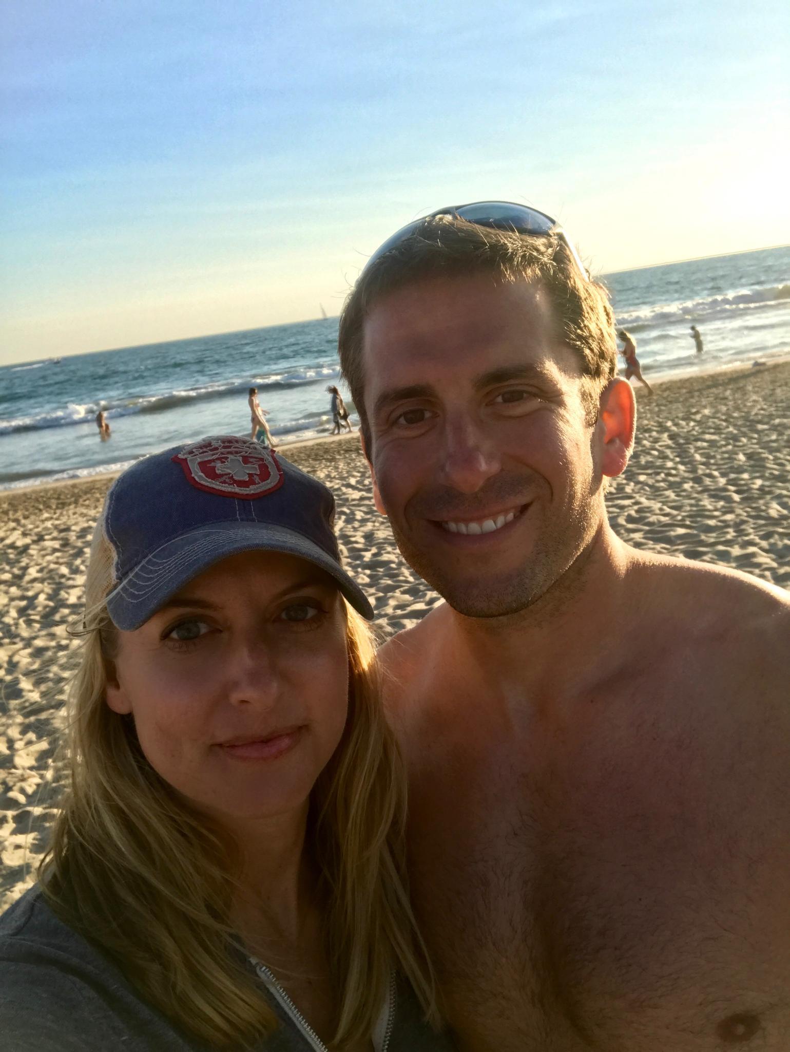 Venice Beach, July 4th, 2018