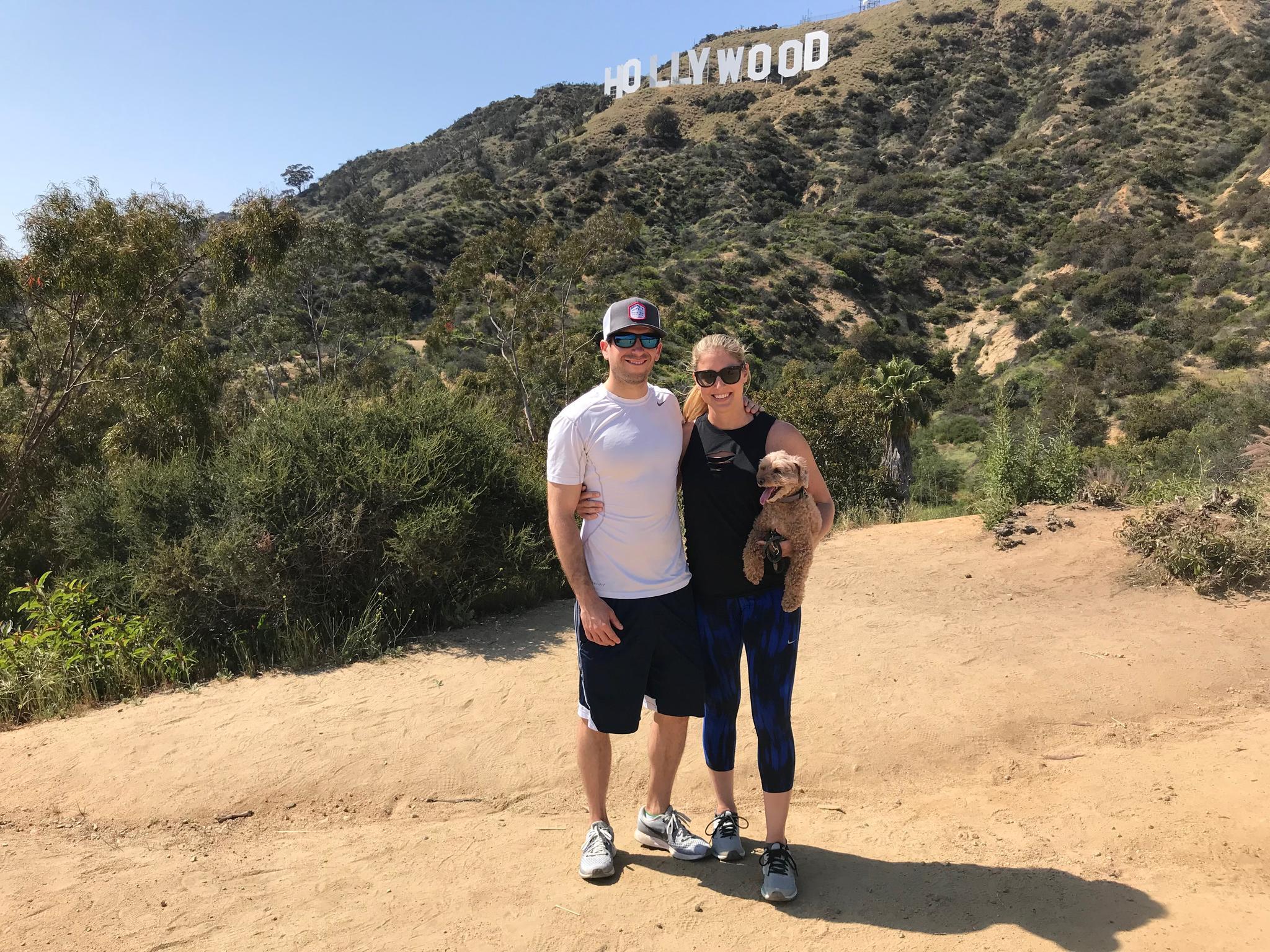 Hollywood Hills, April 2018
