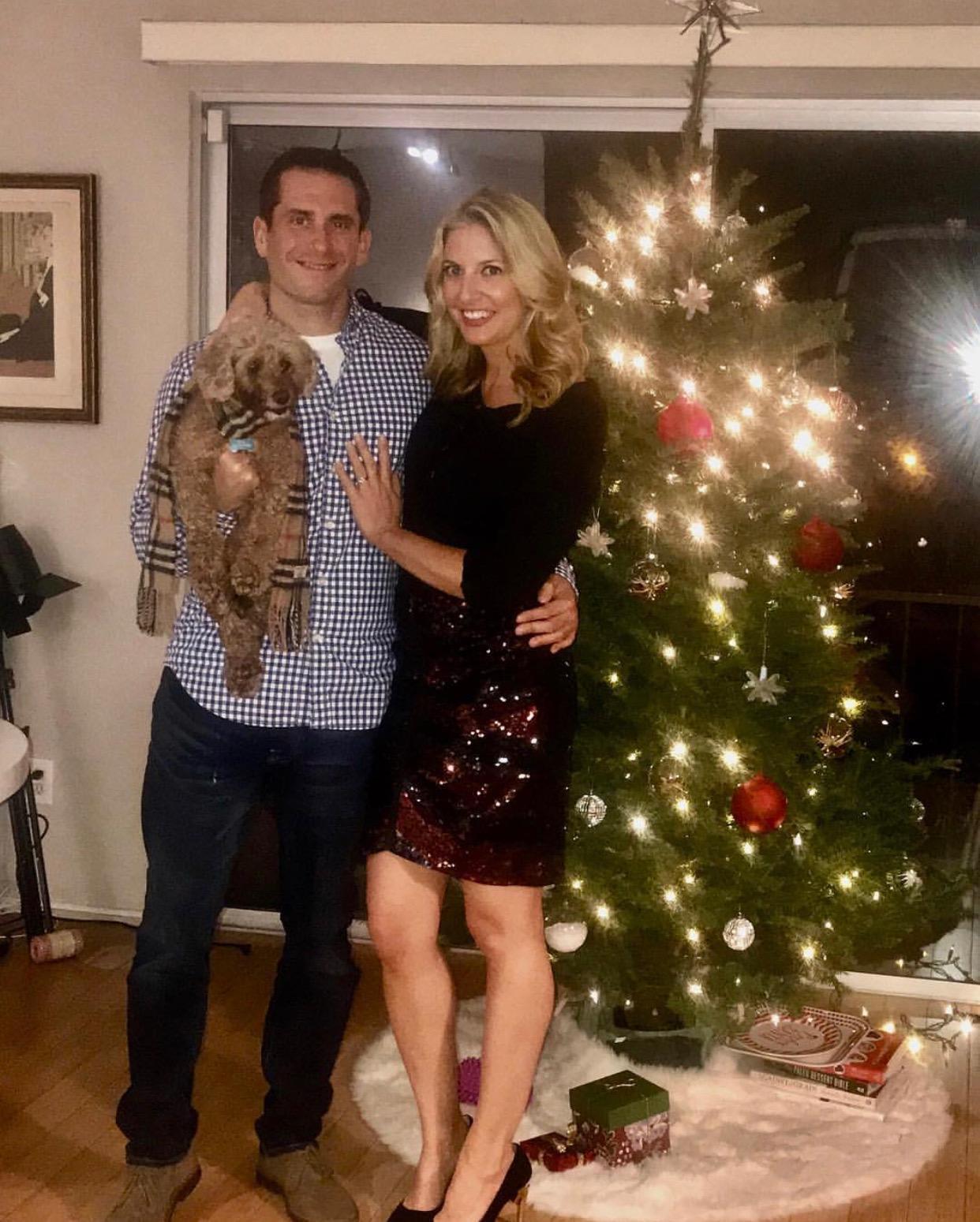 Our engagement, Dec. 22, 2018
