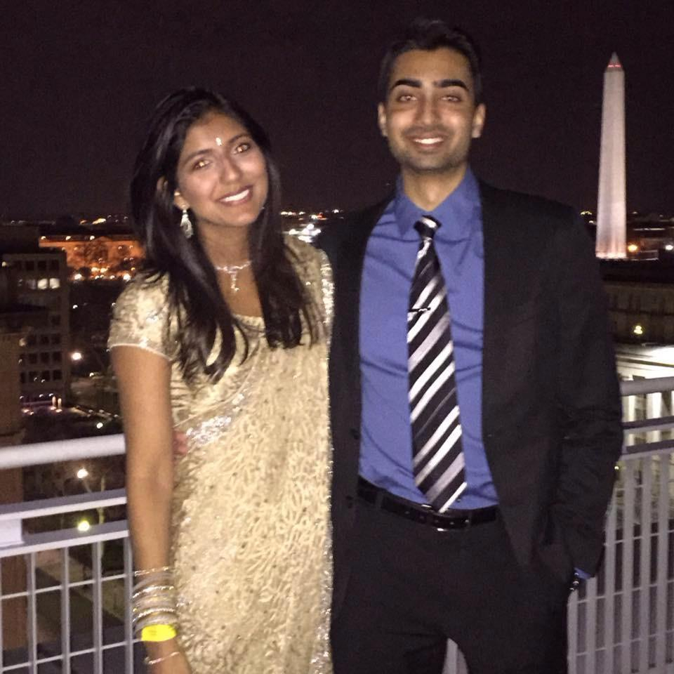 GW South Asian Society Charity Gala - April 2015