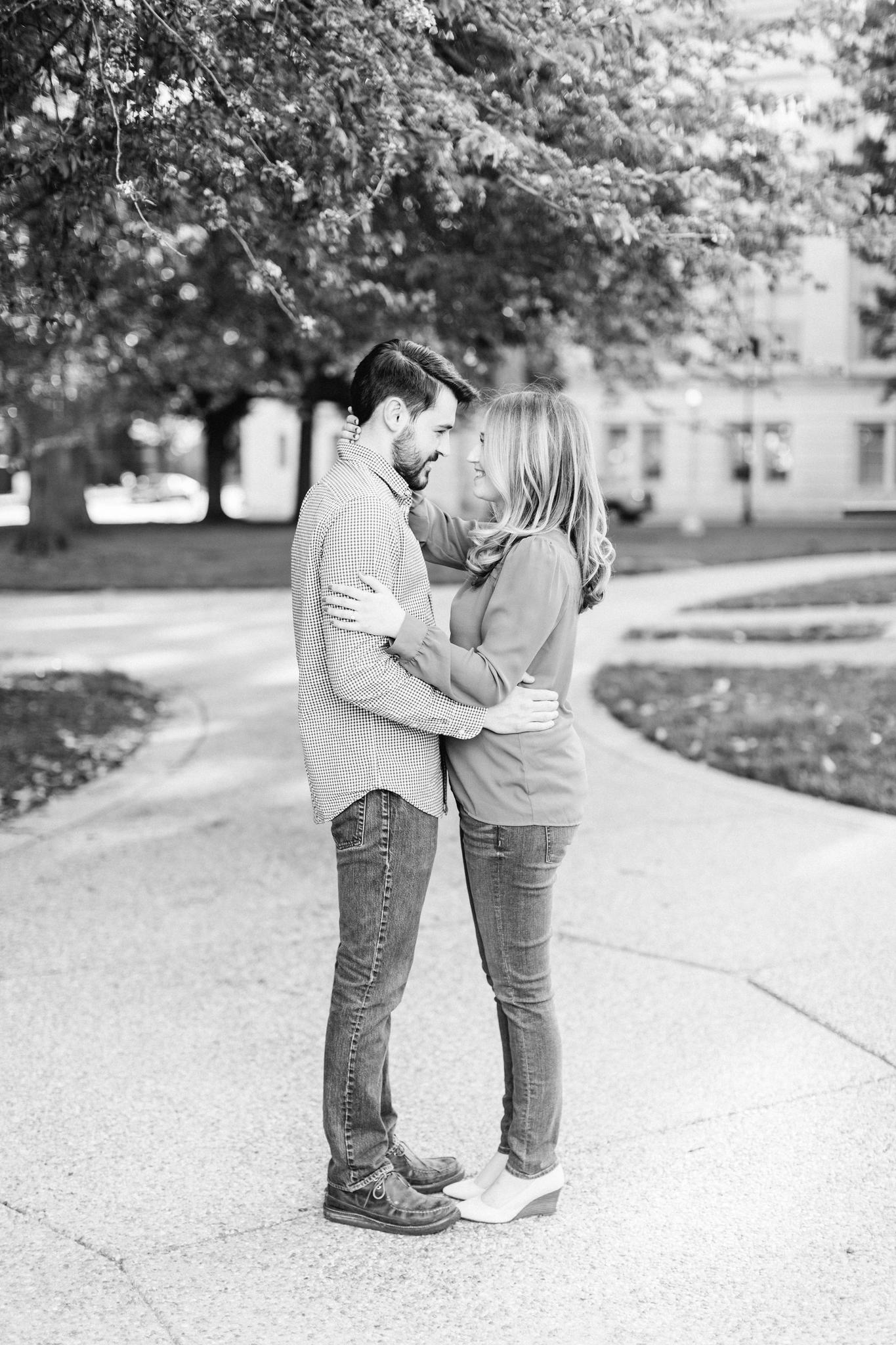 Engagement Photos by Annie Timmons Photography