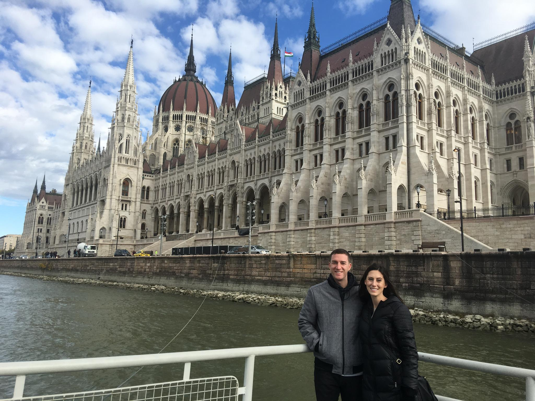 One of our favorite cities - Budapest, Hungary
