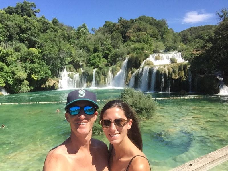 Krka Falls - Croatia