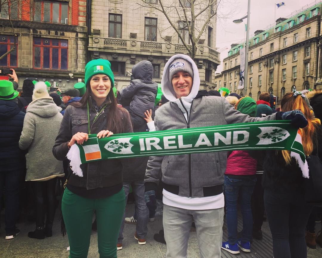 St. Patrick's Day - Dublin, Ireland