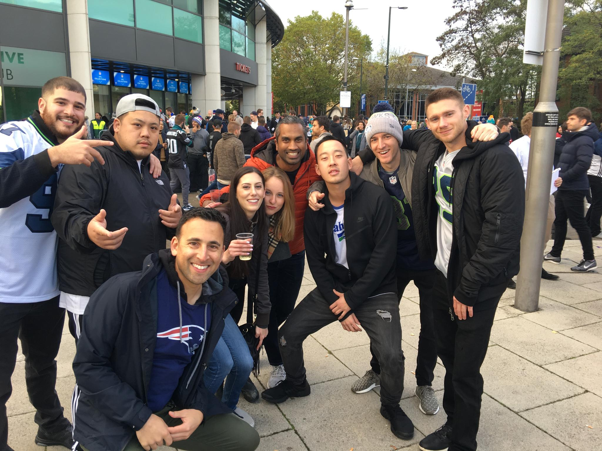 NFL game in London