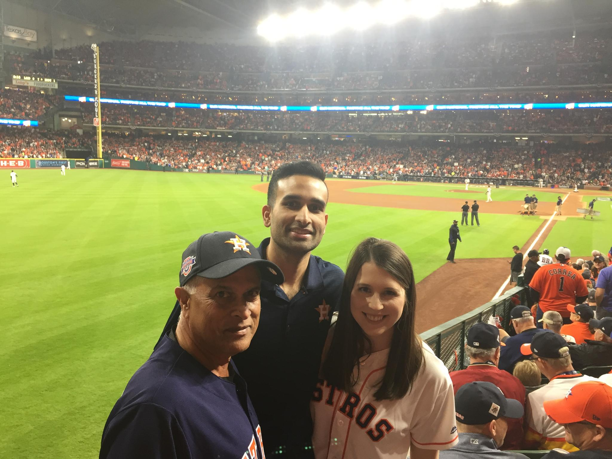 Bonding over Astros baseball is even more fun during the World Series!