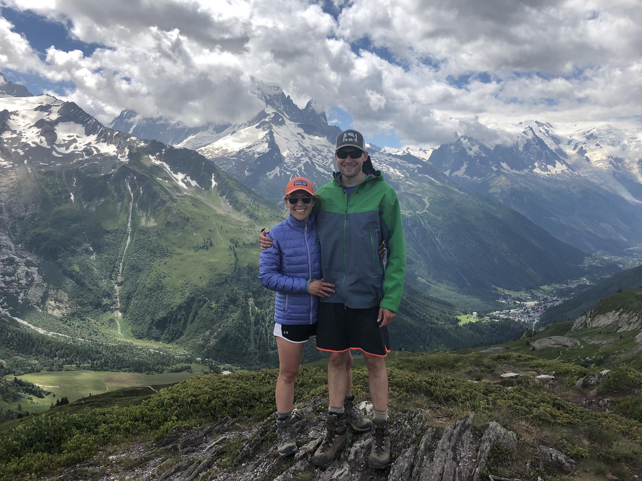 Tour du Mont Blanc, 2019